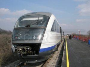 Tren Henri Coanda Expres