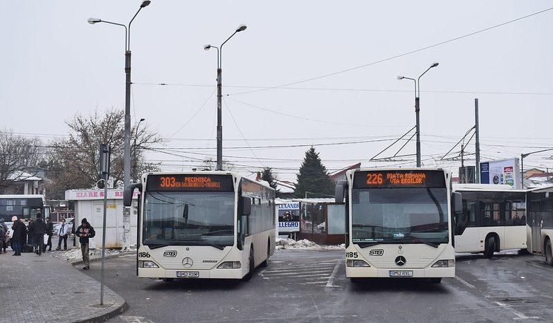 Primăria Capitalei modernizeaza autobuzele STB