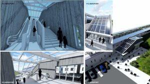 Calea Ferata Gara de Nord - Aeroport Otopeni