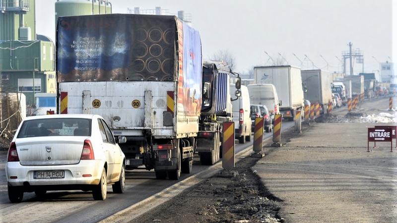 Probleme la Autostrada A0