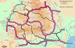 Finanțare europeană pentru cinci proiecte de infrastructura feroviară