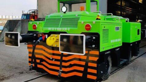 Locotractorul LT- REL -10, 100% romanesc intra in serviciu!