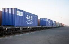 Traficul de containere a crescut de peste 2 ori pe ruta euroasiatică.