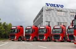 Înmatriculările de camioane grele în România