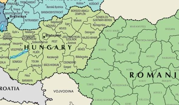 Conditiile de intrare in Ungaria