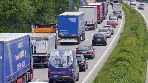 Piata de transport rutier de marfa in Romania