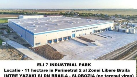 PARCUL INDUSTRIAL BRAILA – Contract de Concesiune semnat cu Eli Industrial Park