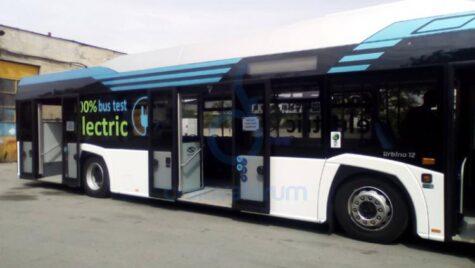 MLPDA a reluat licitaţia pentru cele 81 de autobuze electrice destinate transportului public urban de călători