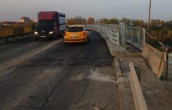 S-a reluat circulația rutieră pe podul de la Slobozia!