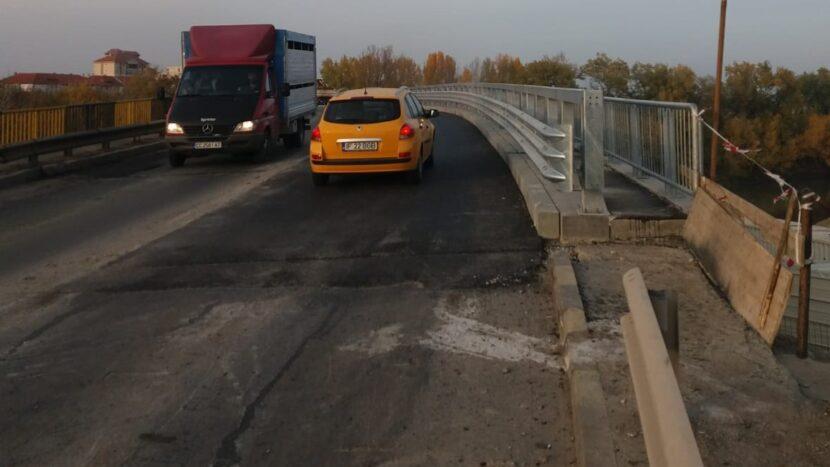 podul de la Slobozia